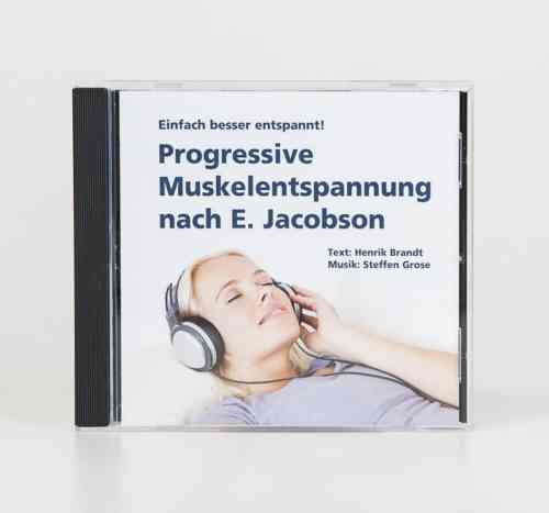 Progressive Muskelentspannung nach E. Jacobson (Audio-CD)