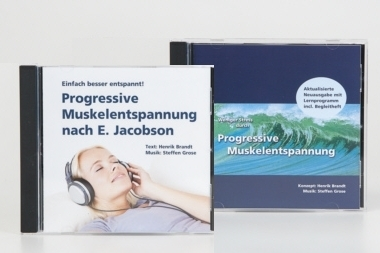 Jacobson Muskelentspannung Bundle  (2 Audio-CDs)